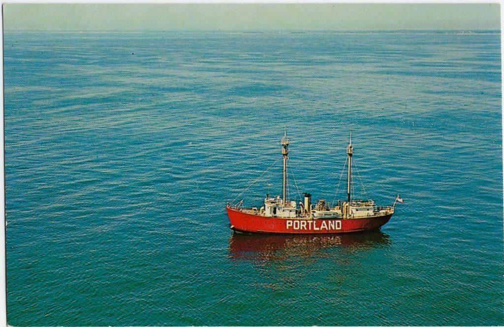 Portland Light Ship